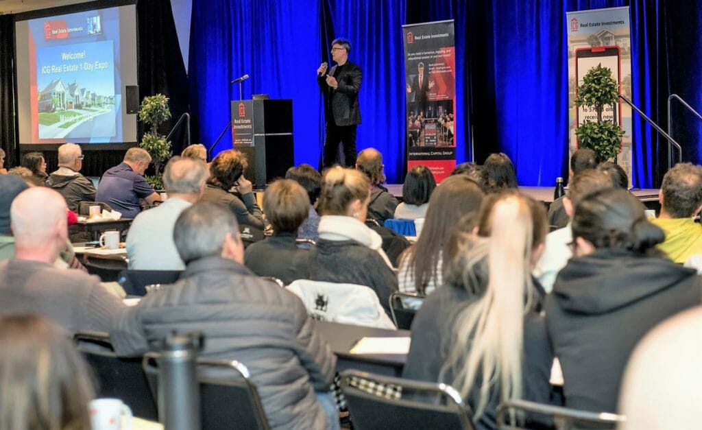 Recap of the March 9, 2019 ICG Real Estate 1-Day Expo