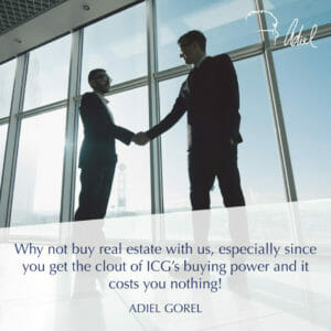 ICG real estate investing