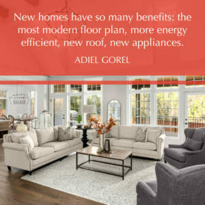 Are New Homes More Expensive? With The ICG Advantage They Are Not!
