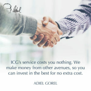 Investing in Real Estate with ICG Means Amazing Service – But What Will It Cost You?