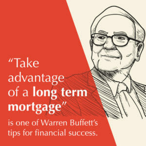 What Warren Buffett Said About the 30-Year Loan, and Why I Agree